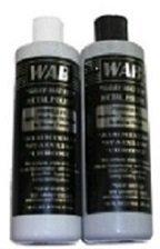 WAB Gray Matter Metal Polish #1 & #2 Set (16 oz. btl. ea.)