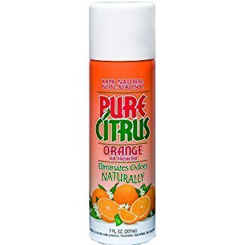 Blue Magic Citrus 100% Natural Non-Aerosol Orange Air Freshener