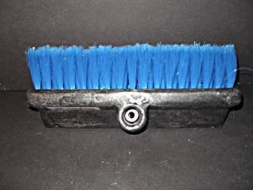 "Keystone 10"" Bi-Level Scrub Brush (Attachable, #90205B)"