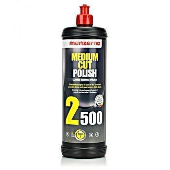 Medium Cut Polish 2500 (#M-2500; 32 oz. Btl.)