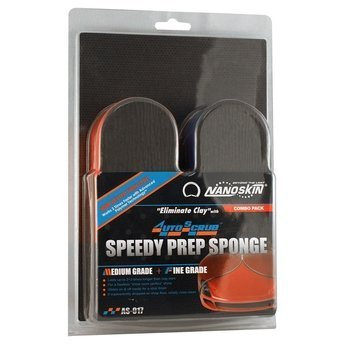 Nanoskin AutoScrub Speedy Prep Sponge Combo Pack