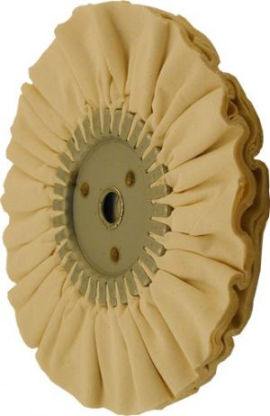 Cotton Airway Buffing Wheel
