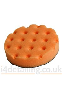 CCS Orange Foam Light-Duty Compound Pad