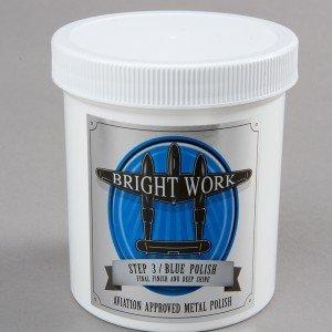 Bright Work Blue Polish