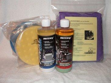 Highway Shine Customized Aluminum Polishing Kit