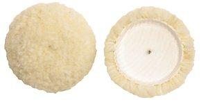 White Wool Micro Compounding & Buffing Pad