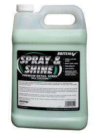 Britemax Spray & Shine