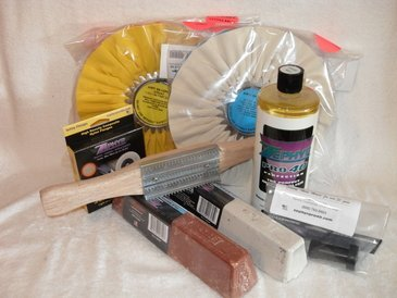 12 Piece Polishing Kit