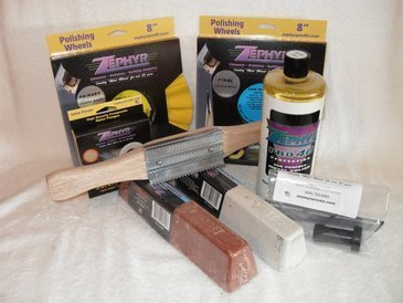 Highway Shine Customized Two Stage Polishing Kit