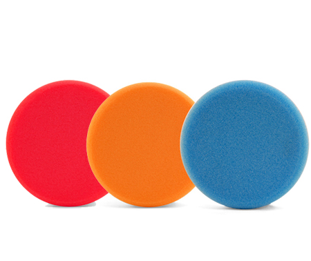 One of Each of the Hydro Tech Pads: Cyan, Tangerine, Crimson)