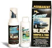 Forever Black Bumper & Trim Kit