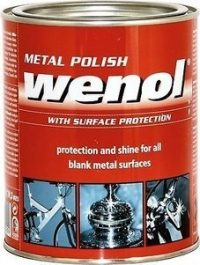 Wenol Red Metal Polish (1000 ml. Can)