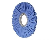 "8"" Blue Airway Buffing Wheel (Class 4, 16 Ply)"