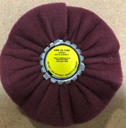 "10"" Satin Airway Buffing Wheel (Medium)"