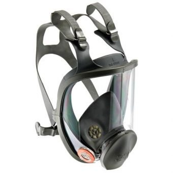 3M 6800 Full Face Respirator Medium