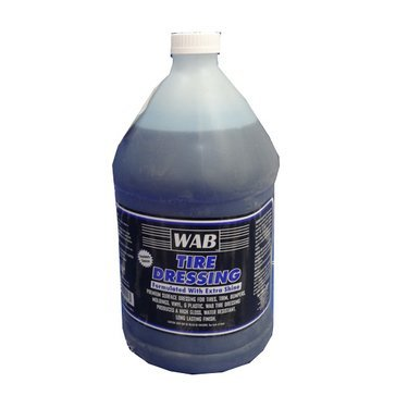 WAB Tire Dressing (Gallon Refill)