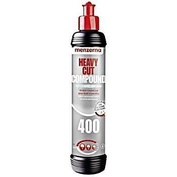 Menzerna Fast Gloss Heavy Cut 400 (M-400-8: 8 oz. Btl.)
