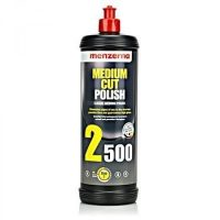 Menzerna Medium Cut Polish 2500 (M-2500-8, 8 oz. btl.)