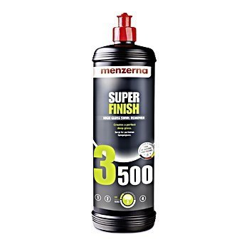 Menzerna Super Finish Polish 3500 (M-3500-8; 8 oz. Btl.)