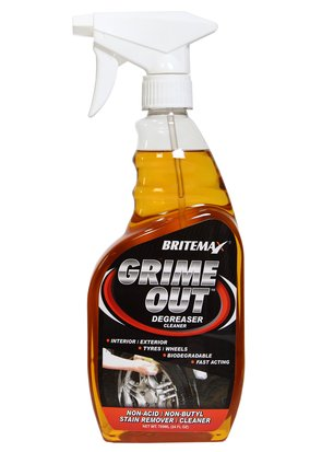Grime Out Fast Acting Cleaner/Degreaser (24 oz. Spray Btl.)