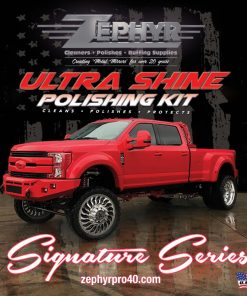 Zephyr Ultra Shine Polishing Kit (Signature Series)