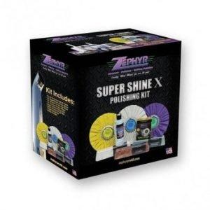 Zephyr Super Shine X Polishing Kit (ssx kit)